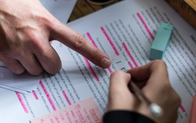 The different types of editing, and why every author should use them