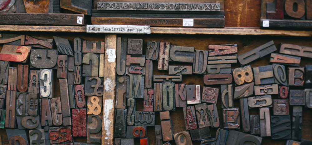 Typography and its importance in book publishing